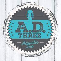 A.D. 3 Acoustic Trio