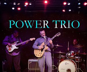 Leroy Winn Power Trio